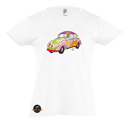 Love Bug 3 / Tee-shirt Fille