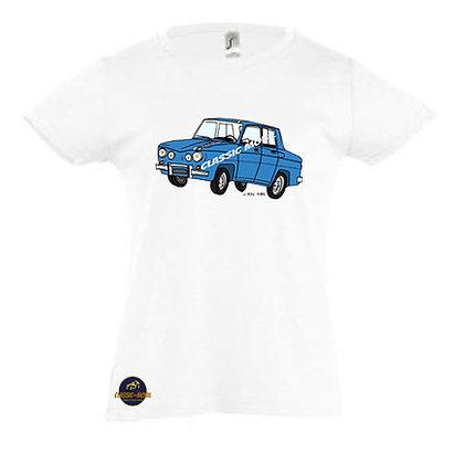 R8 Gordini / Tee-shirt Fille