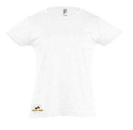A la demande / Tee-shirt coton Fille