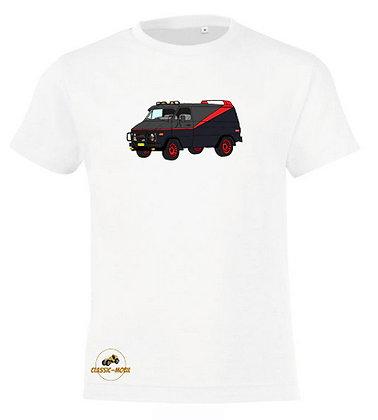 GMC Vandura V8 - ATR / T-shirt coton Garçon
