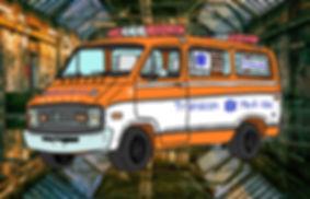 Dodge ambulance Canonball Run_hall copie