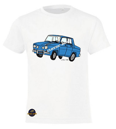 R8 Gordini  / Tee-shirt coton Garçon