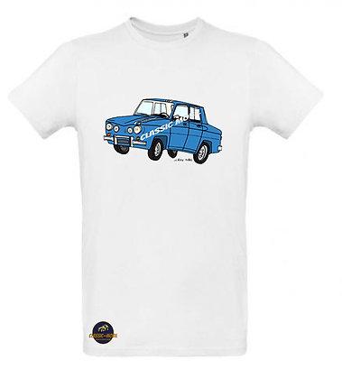 R8 Gordini / Tee shirt Homme coton BIO