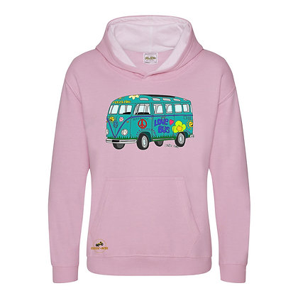 Combi Love Bus / Sweat-shirt Enfant