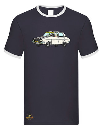 Renault 12 Le Mia  / Tee shirt Homme vintage