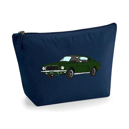 Ford Mustang Bullitt / Pochette coton
