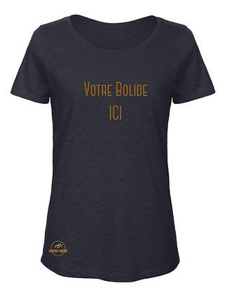 Votre bolide / Femme T-Shirt coton bio