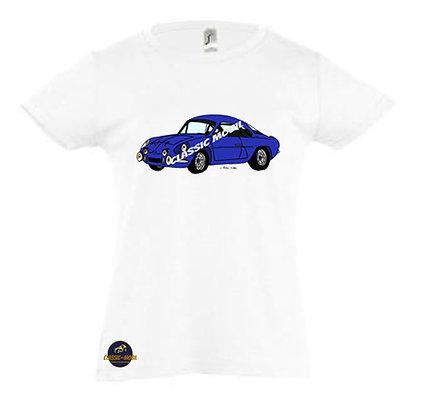 ALPINE A110 / Tee-shirt Fille