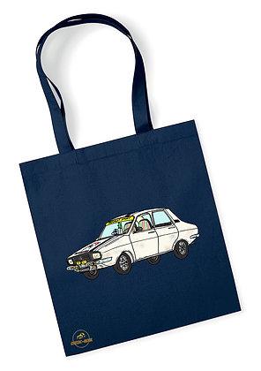 Renault 12 Le mia / Tote Bag coton bio