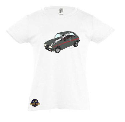 104 ZS2 / Tee-shirt Fille