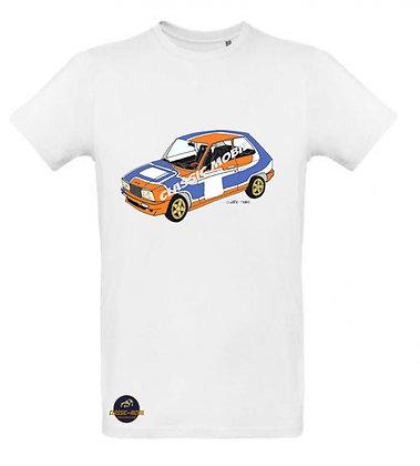 104 rallye groupe 2 / Tee shirt Homme BIO