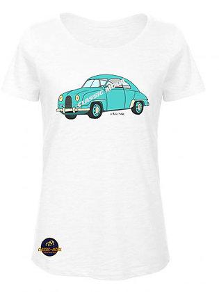 Saab 93 /  BIO T-Shirt Femme