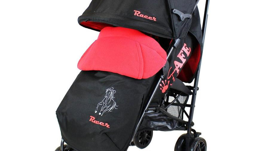 iSafe Special Edition Edition (Racer) - With Footmuff