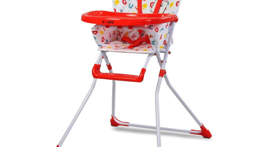 iSafe YummyLuv Highchair - Letters