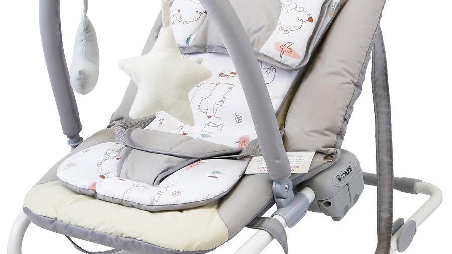 Baby Bouncer Rocker Feeding Relaxing Chair - Baby Bear