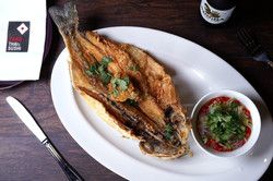 Whole Fish (Fresh Snapper)