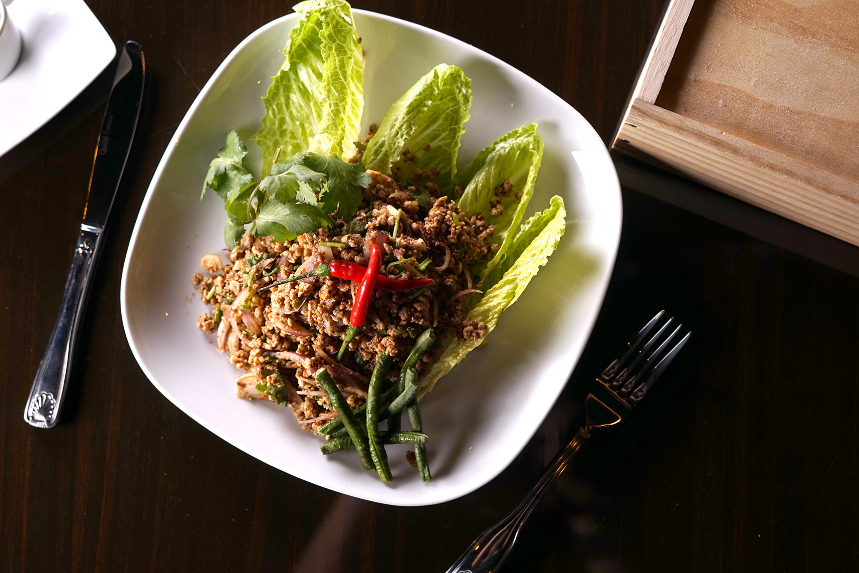 Larb Beef, Pork or Chicken