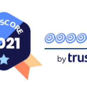 Trustoo geeft ons 9,4!