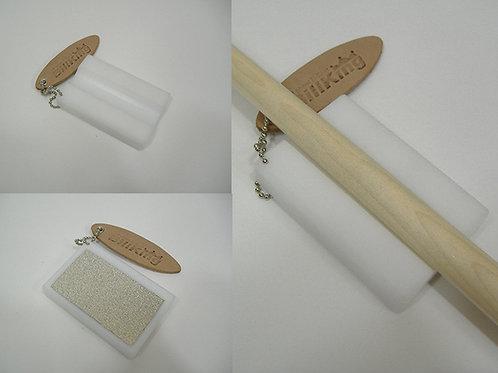 BillKing teflon sander & shaper