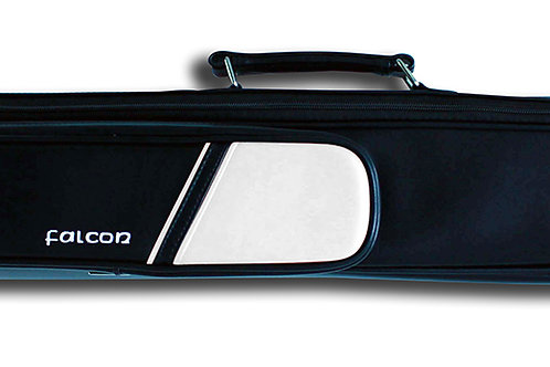 Falcon soft bag 2B/4S white/black