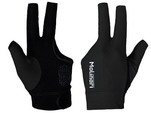 Handschoen Molinari zwart/zwart
