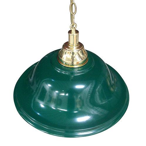 Lamp rond 43,5cm groen