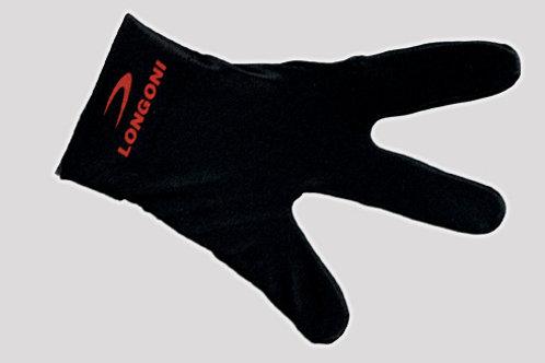 Handschoen Longoni, zwart