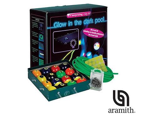 Aramith Glow in the dark Kit