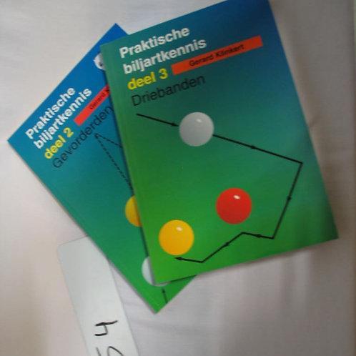 Boek Praktische biljardkennis deel 2
