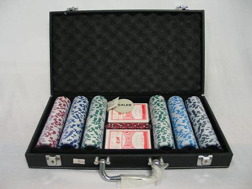 Pokerset in koffer