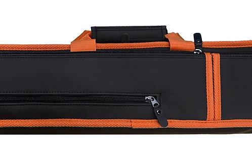 Keutas Molinari soft zwart/oranje 2B/4S