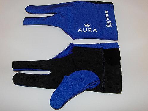 Billking handschoen Aura blauw/zwart