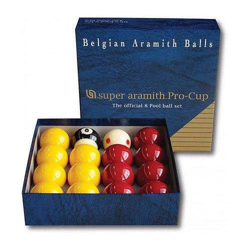 Super Aramith Pro Cup 8pool 50,8mm