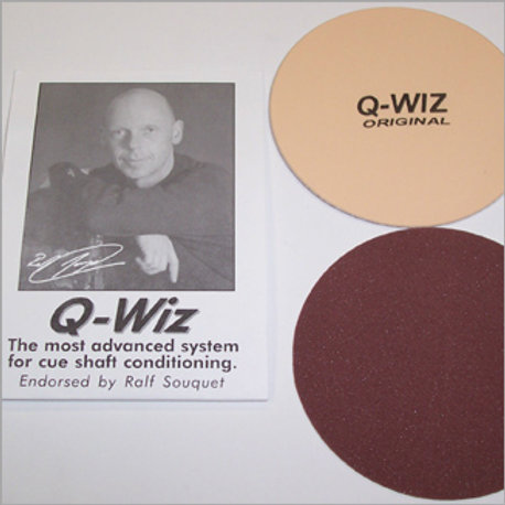 Q-Wiz polijsthulp, Ralf Souquet
