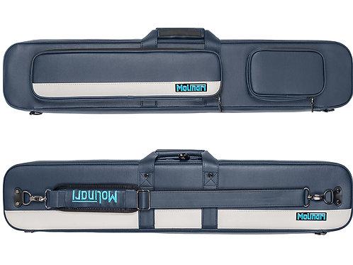Molinari hard case navy blue/white 3B/6S