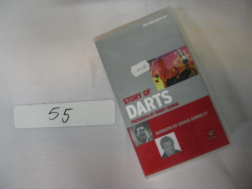 Videobanden story of darts