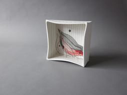 """""""Cage oiseau"""" / Julie Loaëc"""