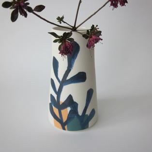 """Grand Vase """"Feuillage M"""""""