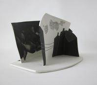 """""""Noir et gris"""" / Julie Loaëc"""