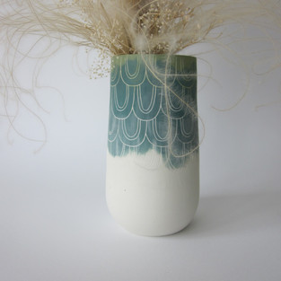 "Grand Vase ""frise"""