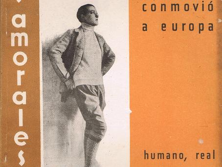 La revista Los amorales (1957-1958): Entre el espectáculo y la subversión.