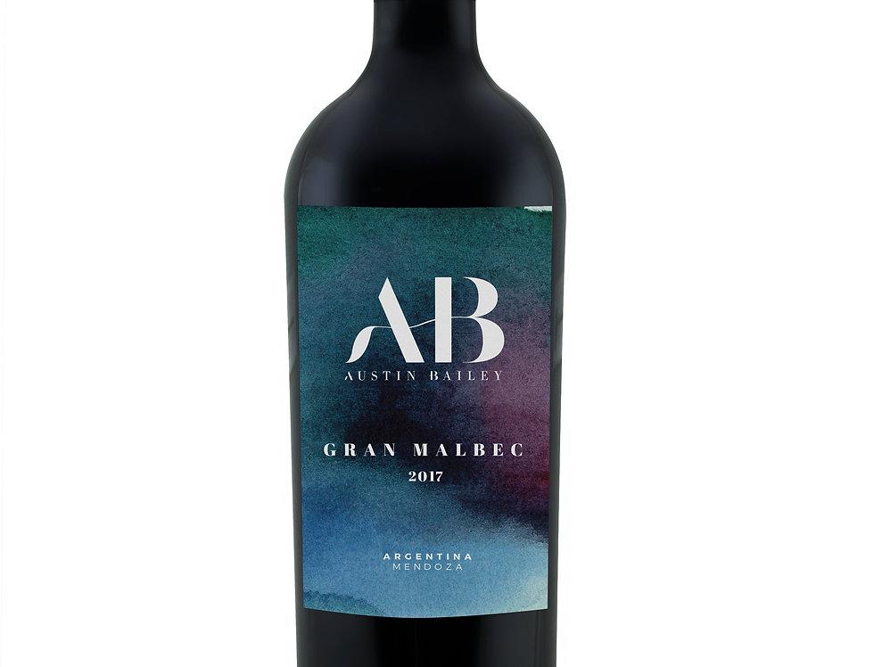 Gran Malbec 2017 (per bottle)