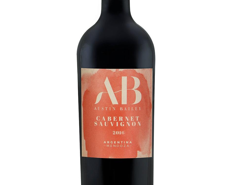 Cabernet Sauvignon 2016 (case of six)
