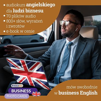 AUDIOKURS Business English