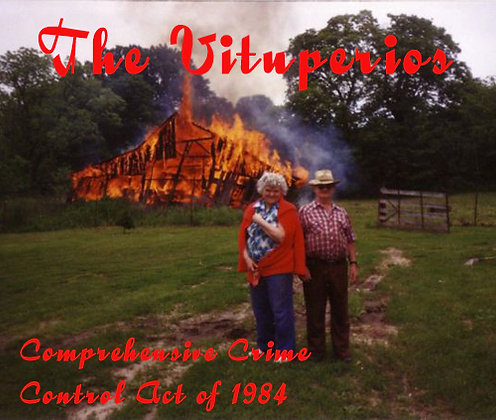 Vituperios - CCCA of 1984 - DVD/CD/Download