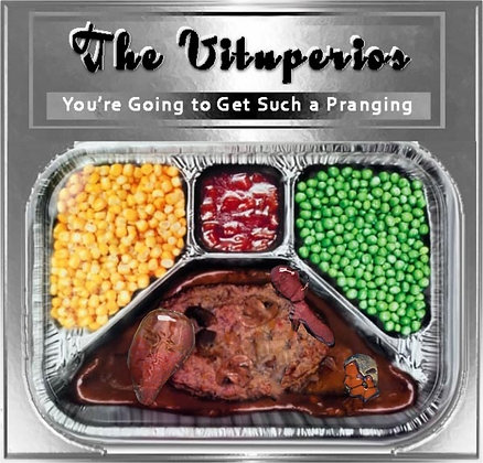 The Vituperios - Such a Pranging - Download Only