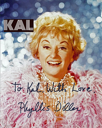 TO KAL, WITH LOVE, PHYLLIS DILLER Download