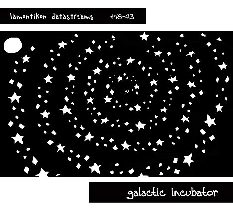 lamontikon Galactic Incubator  DVD/CD/+DL