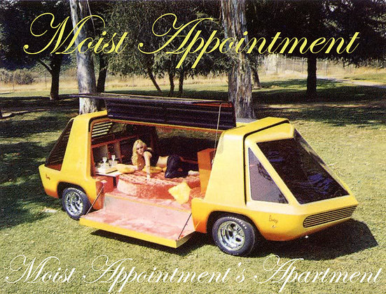 MOIST APPOINTMENT'S APARTMENT - CD/DVD/Download