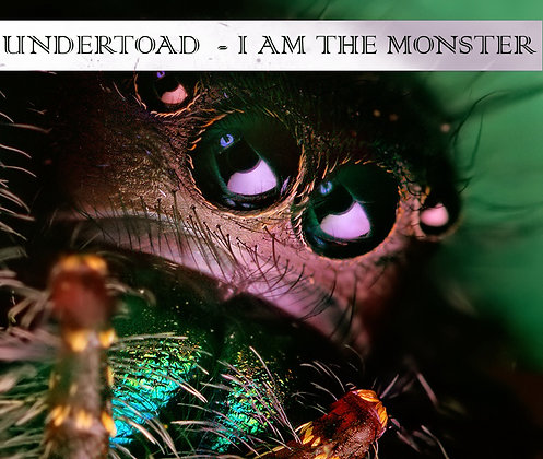UNDERTOAD - I AM THE MONSTER CD/DVD/Download